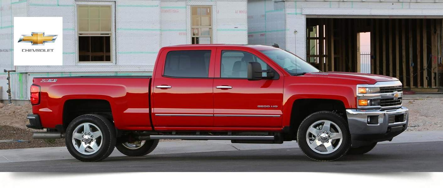 Used Chevy Silverado in Raleigh, NC