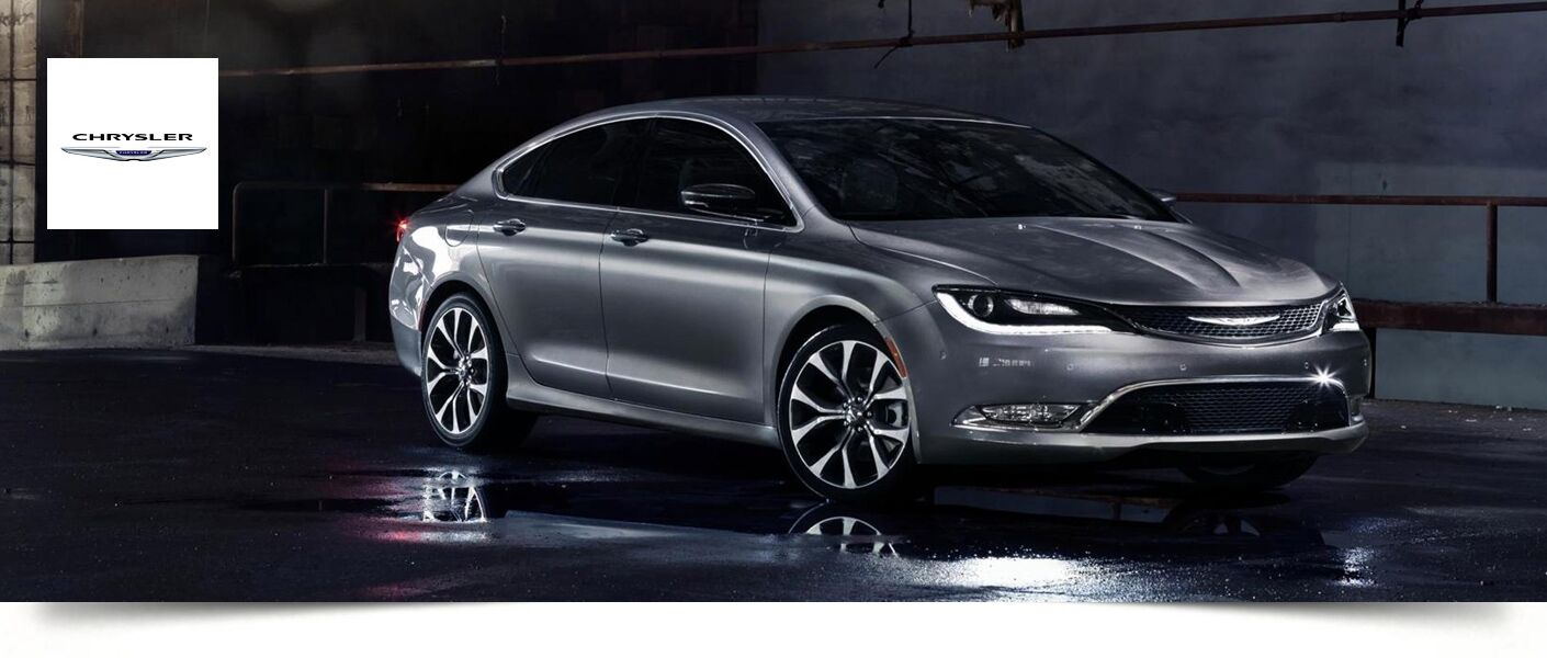 Chrysler 200: Prepare A List
