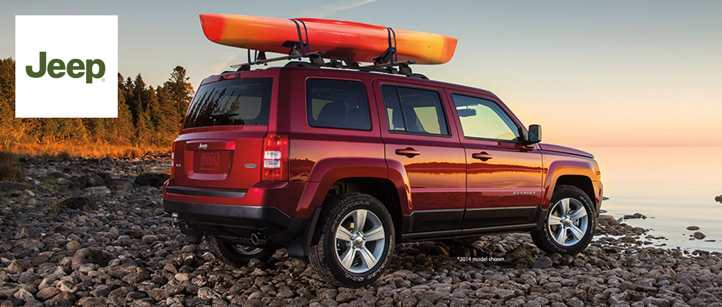 Used Jeep Patriot Rochester, NY