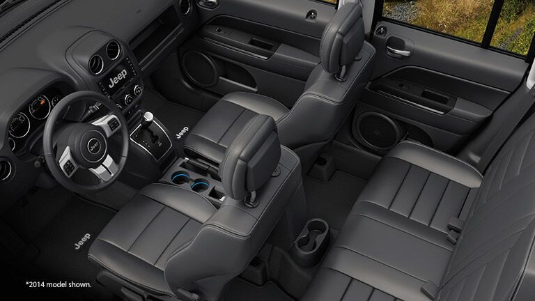 Used Jeep Patriot Capability, Features and Options