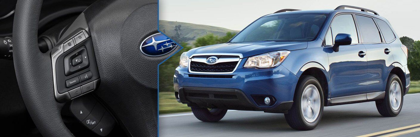 Used Subaru Forester Rochester NY