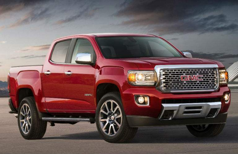 Used GMC Canyon Denali Rochester NY