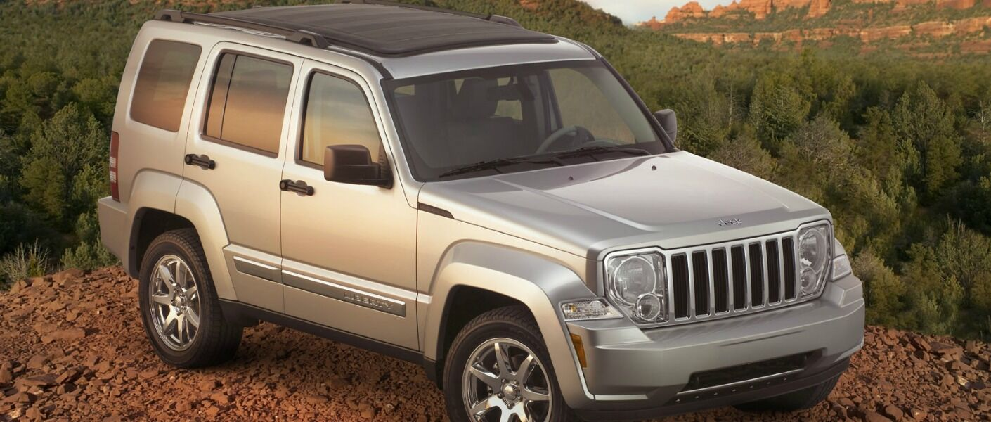 Used Jeep Liberty Raleigh, NC