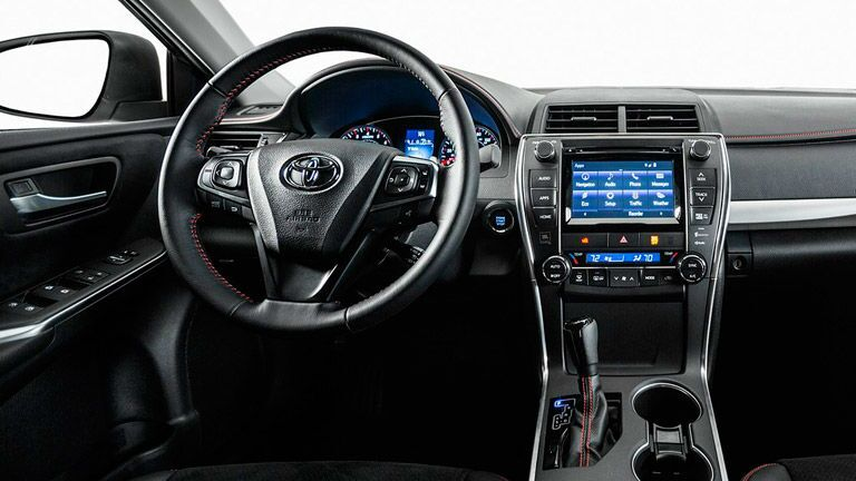 Toyota Camry Features, Options and Performance