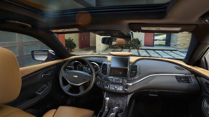 chevrolet impala rochester ny interior