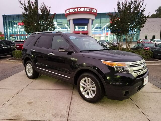 used ford explorer rochester ny