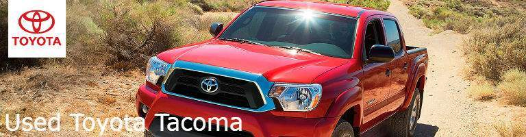 Learn more about the used Toyota Tacoma in Raleigh, NC