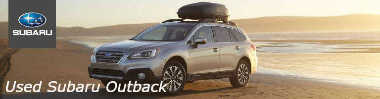 Learn more about the used Subaru Outback in Victor, NY