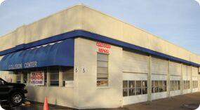 Collision Center in Davenport Iowa