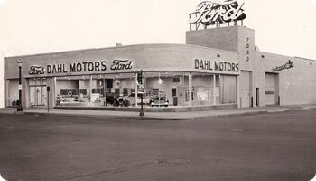 Dahl Ford La Crosse >> Family History