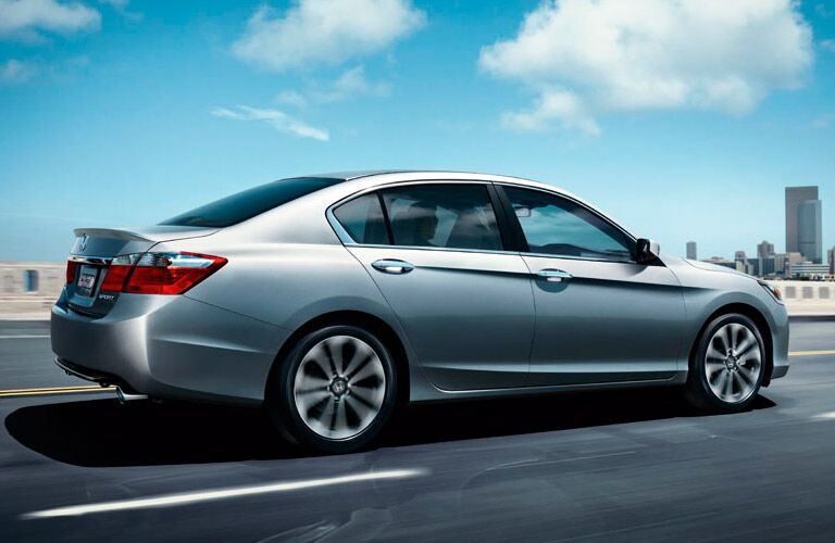 2014 Honda Accord City Drive