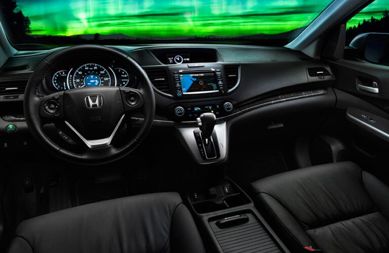 2014 Honda CR-V Dashboard