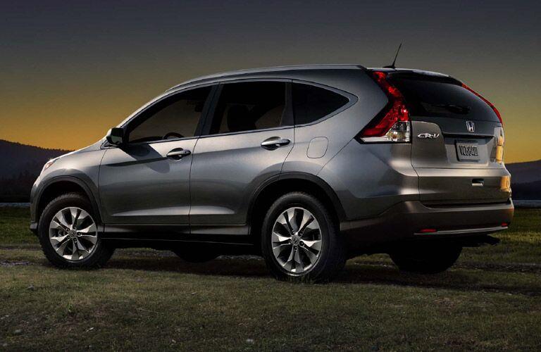 2014 Honda CR-V Sideview