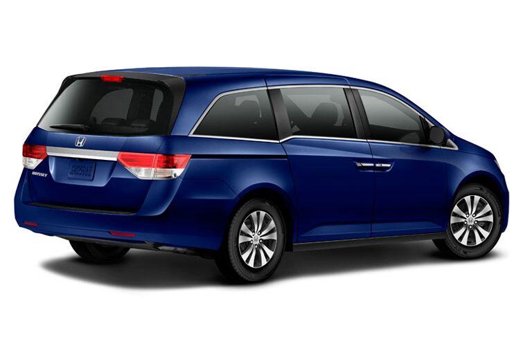 2014 Honda Odyssey Sideview