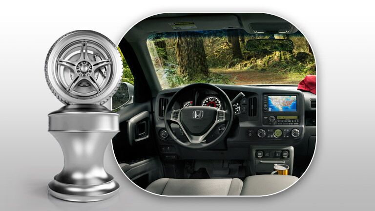 2014 Honda Ridgeline awards