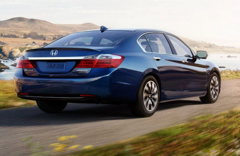 2015 Honda Accord vs 2015 Subaru Legacy