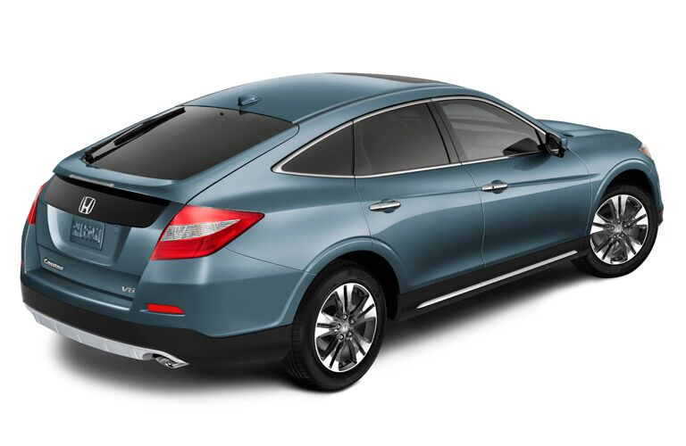 2015 Honda Crosstour back