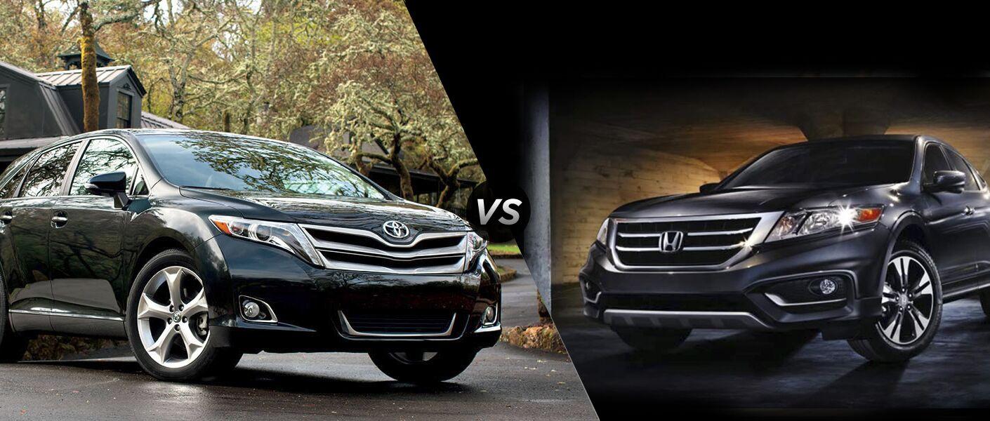 2015 Honda Crosstour vs 2015 Toyota Venza