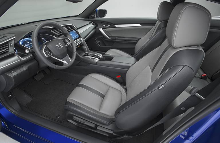 2016 Honda Civic Coupe Touring Interior Features