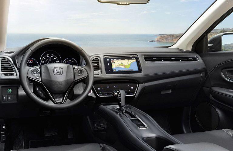 2017 Honda HR-V EX-L Navi Trim