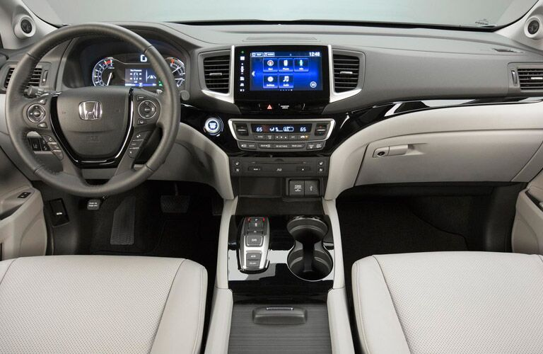 2016 Honda Pilot Elite Interior Features