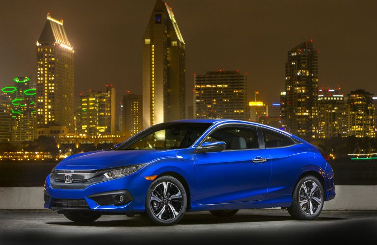 redesigned 2016 honda civic coupe