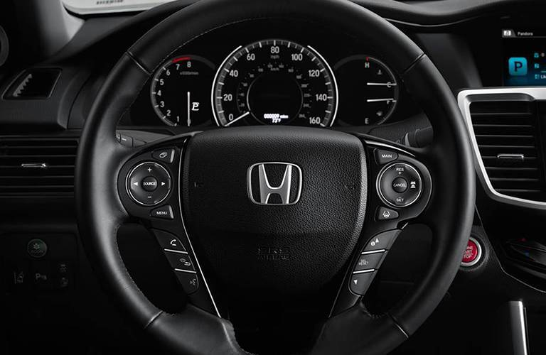 2016 Honda Accord Steering Wheel