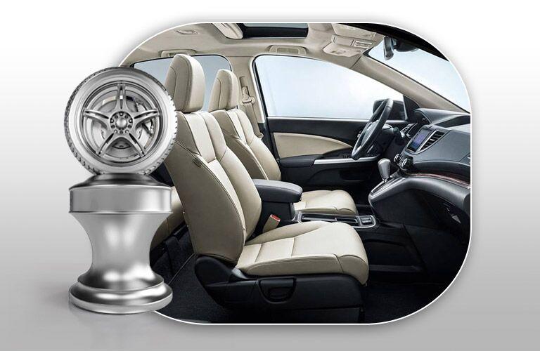 2016 Honda CR-V Touring Premium Interior