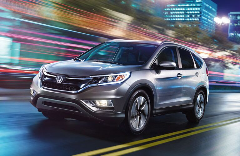 2016 Honda CR-V Touring Front View