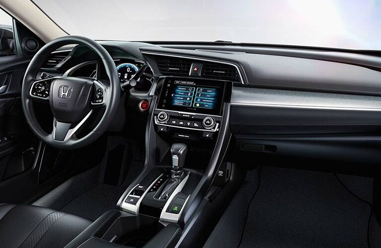 2016 Honda Civic EX-T with HondaLink infotainment system