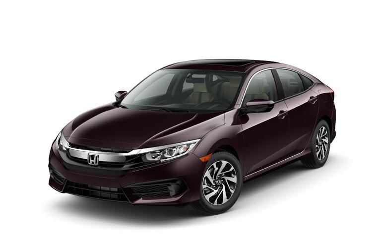 2016 Honda Civic EX Exterior