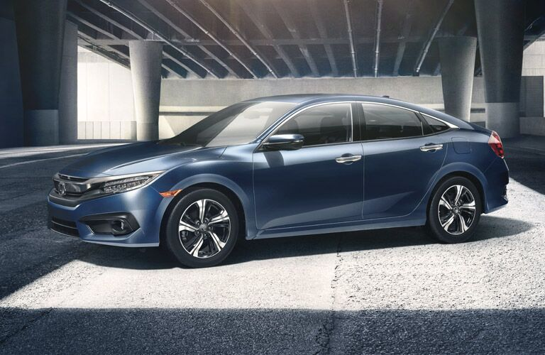 2016 Honda Civic Touring Redesigned Exterior