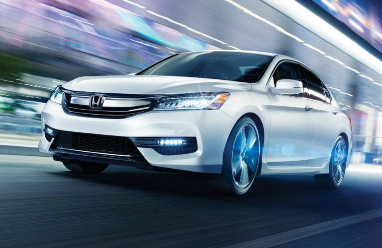 2017 Honda Accord Sedan Touring Trim