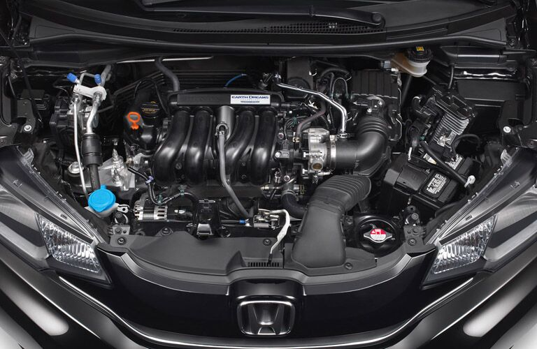2017 Honda Fit performance and efficiency