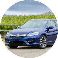 2017 Honda Accord Hybrid Redesign