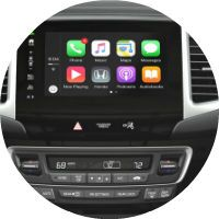 2017 Honda Pilot Apple CarPlay System