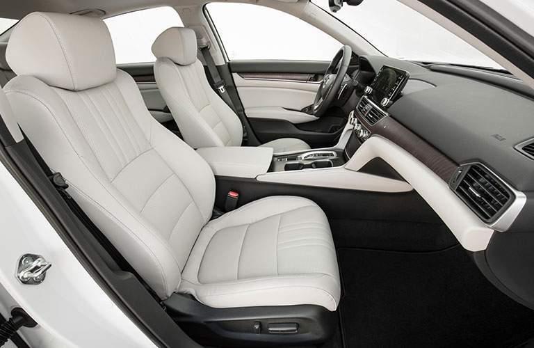 2018 Honda Accord interior front seats