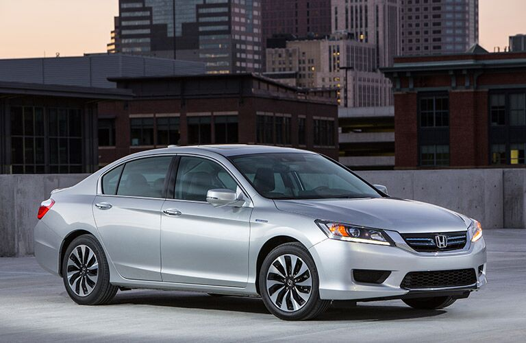 9th Gerneration Honda Accord Hybrid Sedan