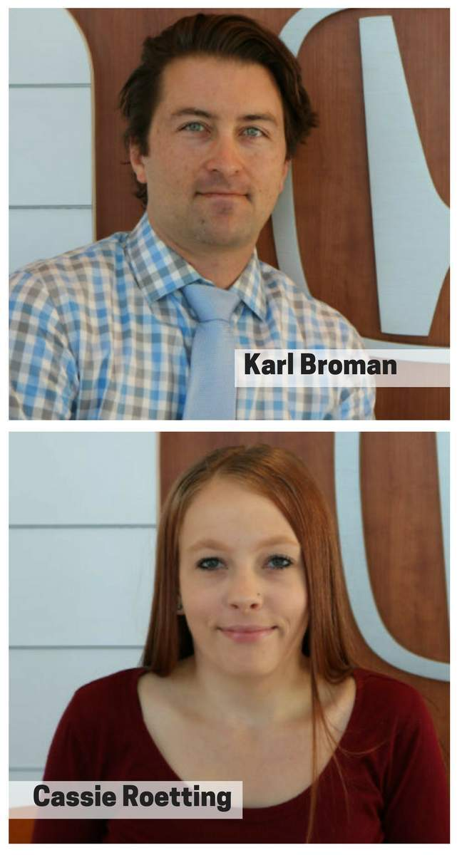 karl broman and cassie roetting