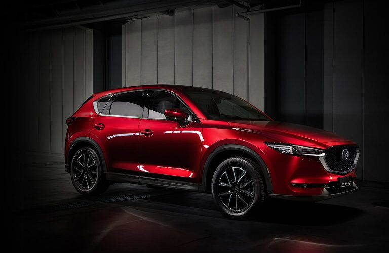2017 Mazda CX-5 performance and efficiency