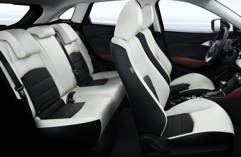 2018 Mazda CX-3 interior seats