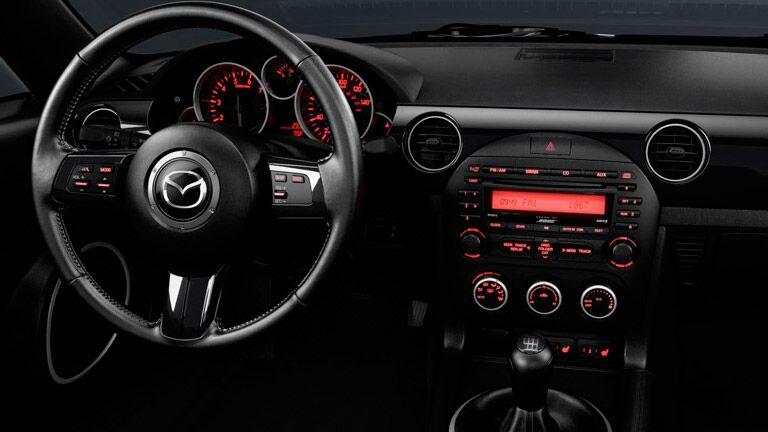 2014 Mazda MX-5 Steering Console