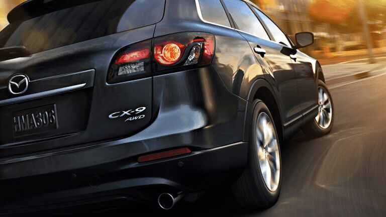2015 Mazda CX-9 features