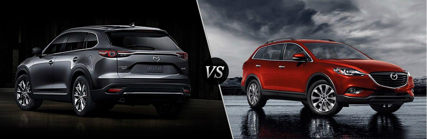 2016 Mazda CX-9 vs 2015 Mazda CX-9