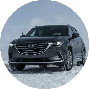 how does the 2016 mazda cx-9 handle in snow?