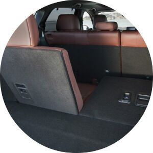 does the 2016 mazda cx-9 have enough room for me?