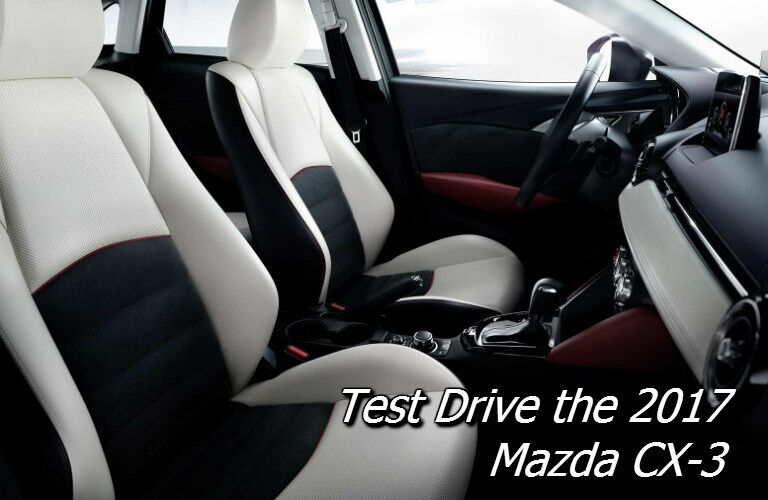 where in wisconsin can i test drive the new mazda cx-3?