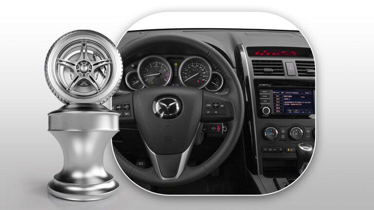 Mazda CX-9 vs Toyota Highlander