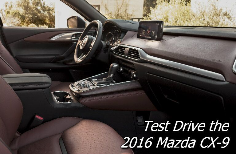 where can i test drive the all new mazda cx-9 in wisconsin?
