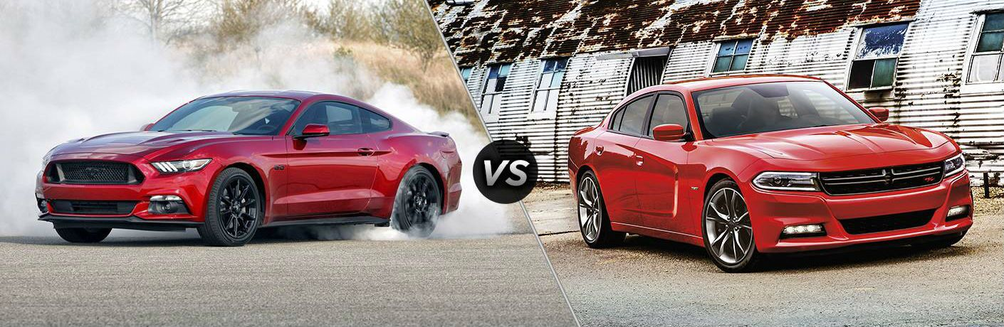 2016 ford mustang vs 2016 dodge challenger. Cars Review. Best American Auto & Cars Review